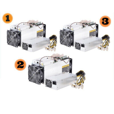 🔥Steal the Deal 🔥 3 Qty Antminer S9 + FREE 3 Qty Bitmain PSU🚀 FREE SHIPPING📦
