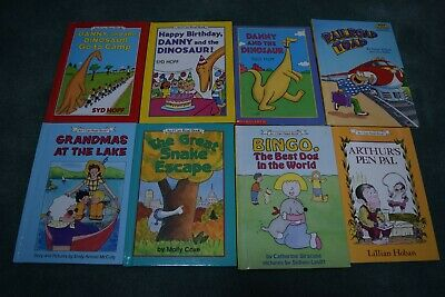 I Can Read & Other Level 1, Gr: K-1 HC / PB books  (5 lots available)