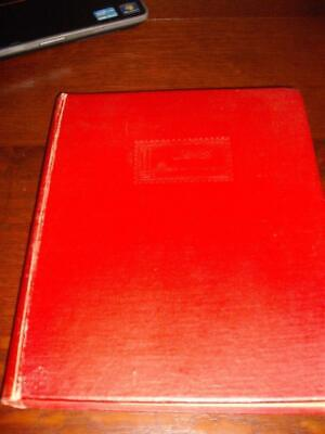 Stockbook containing 870 stamps GB/ Commonwealth incl Early QV values + Austria