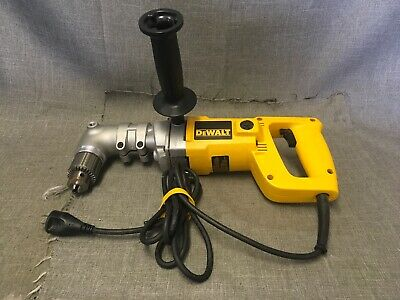 "Dewalt DW120 120v 1/2"" Corded Right Angle Drill"