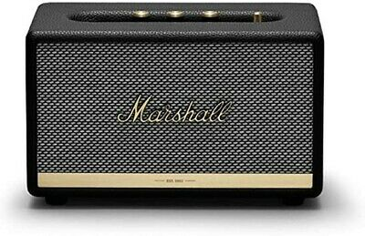 Genuine Marshall Acton II Bluetooth Speaker UK Plug Brand New