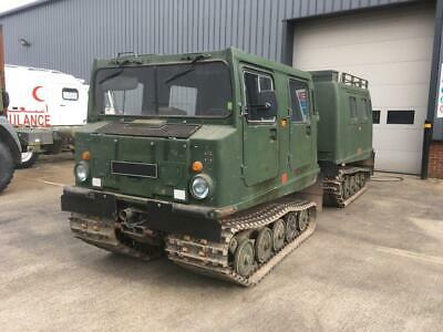 Hagglunds BV206 All Terrain Vehicle (reduced STARTING PRICE)