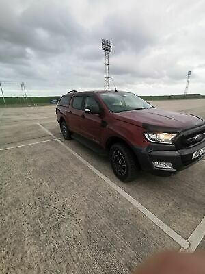 Ford ranger 3.2ltr auto limited. Red. 4x4. Canopy. Blacked out. Px welcome.
