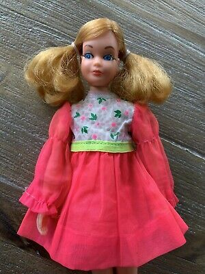 Vintage living Skipper Doll - Pretty Pigtails Nice Body, Long Lashes Best Buy