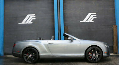 "2013 Bentley Continental GT V8 2dr Convertible 2013 Bentley GTC Mulliner 21"" Wheels 27K Miles 144 Month Warranty Accept  Trades"
