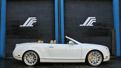 2010 Bentley Continental GT 2dr Convertible Speed 2010 Bentley Continental GTC Speed 28K Miles 144 Month Financing Accept Trades