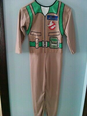 Original The Real Ghostbusters Child's One-Piece Suit/Costume/Outfit 1 Owner