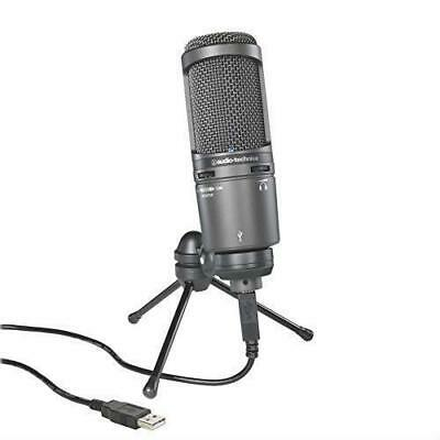 Audio-Technica Usb Microphone At2020Usb Live Broadcast / Recording Podcast