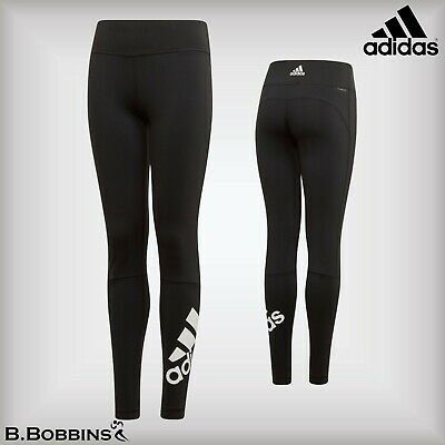 🔥 Adidas Girls CLIMALITE® Believe This Branded Tights Age 5-6-7-8 13-14 Years