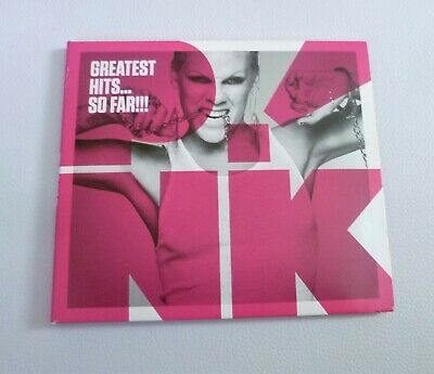 Pink - Greatest Hits So Far Cd
