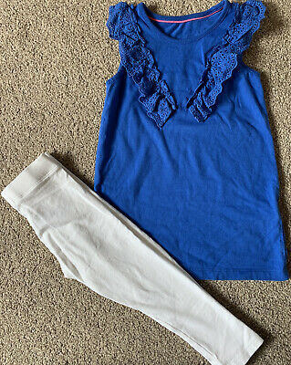 ** Girls Lovely M&S Summer Outfit Age 1 1/2 - 2yrs**