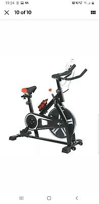 Exercise Bike Home Gym Bicycle Cycling Cardio Fitness Training Workout Machine -