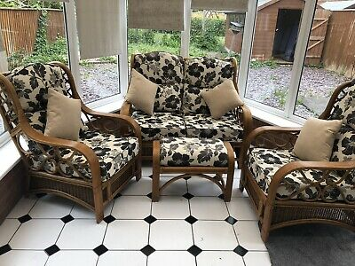 rattan conservatory furniture used