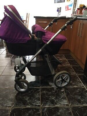 silver cross pioneer pushchair & Carrycot pram buggy like mamas & papas bugaboo