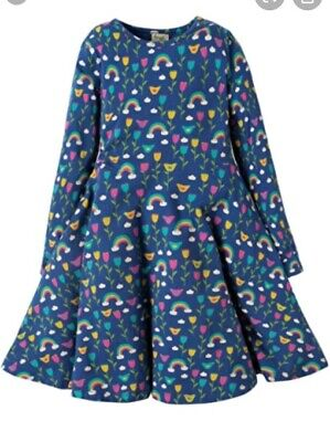 Frugi Perfect Day BNWT skater Dress (3-4 Years)
