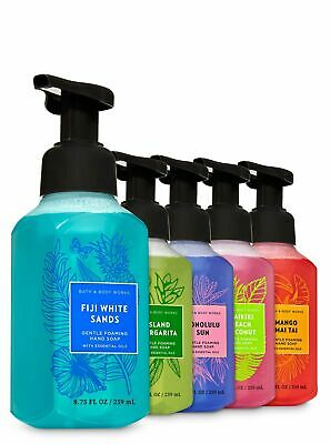Gentle Foaming Hand Soap 259ml Bath & Body Works Choose your own scent