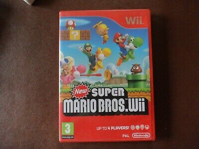 Super Mario Bros Nintendo Wii used but excellent