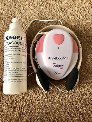 AngelSounds 1311-07-02000 Baby Activity & Hearbeat Monitor