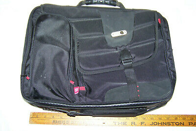 FUL Large Black Laptop / Travel And/Or Carry On Bag