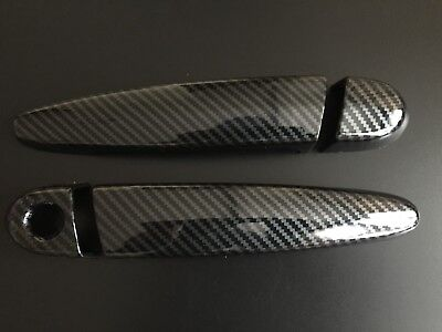 Carbon Door Handle Covers Fits Bmw 3 Series E92 Coupe E93 Convertible 07-13 M3