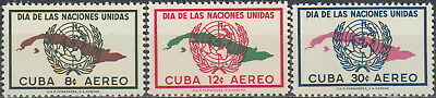 X United Nations Day 1957 MNH-7 Euro