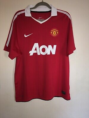Manchester United FC Home Shirt - 2010/11