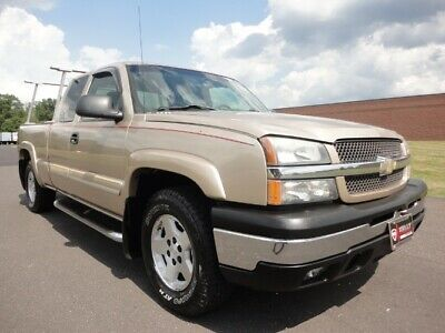 2005 Chevrolet Silverado 1500 Z71 2005 CHEVROLET SILVERADO 1500 Z71 4 DOOR EXTENDED CAB PICK UP 4WD 4X4 V8 AUTO
