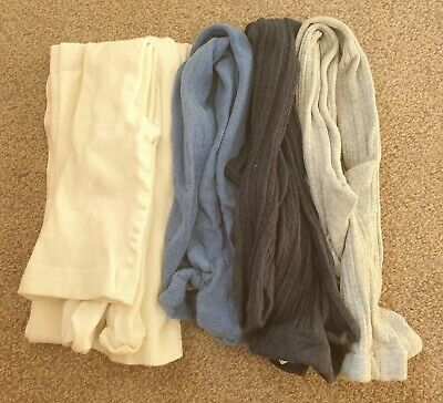 Girl's Tights Bundle Age 7-8 Includes Next