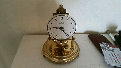 Kundo Midget, 400 Day Anniversary Clock, Under Dome. Good working condition.