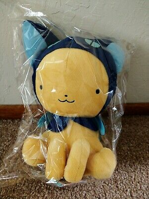 "NEW Card Captor Sakura 11"" Kero Spinel Suppi CCS Cosplay Toy Plush Japan Doll"