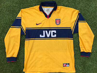 Arsenal 1997/1998 Away Shirt X Large Excellent Condition