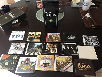 The Beatles Box Set Cd Dvd Original Recording