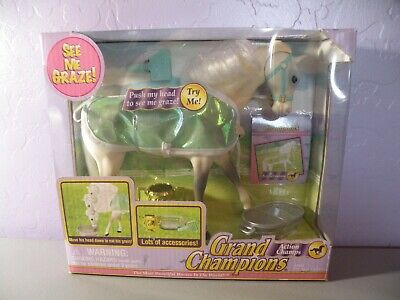 Vintage Grand Champions GC FNN Andalusian Stallion Prestige New In Box 53400