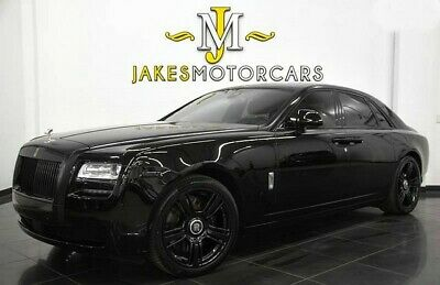 2014 Rolls-Royce Ghost ($331,245 MSRP)~ REAR THEATRE~ INDIVIDUAL SEATING 2014 Rolls-Royce Ghost~$331,245 MSRP~ REAR THEATRE PACKAGE~ 1-OWNER~ 18K MILES