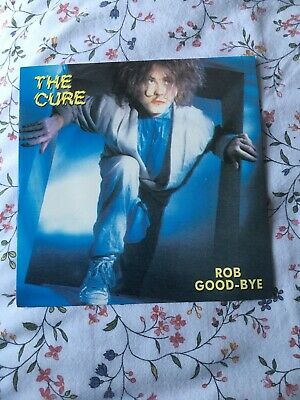 """THE CURE - Rob Good-Bye, UK 7"""" Picture Sleeve Single"""