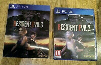 Resident Evil 3 (2020) for PS4 / PlayStation 4