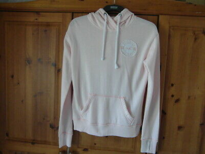 Hollister used a size XS and Pink in colour Hoodie