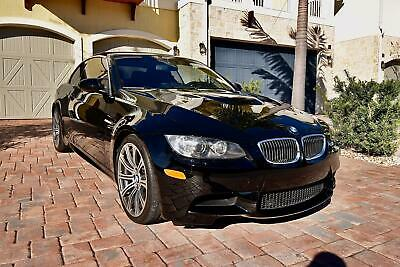 2009 BMW M3  2009 BMW M3 50k Miles DCT Transmission One Owner Clean Carfax Loaded