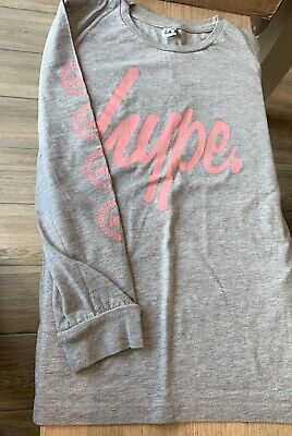 Girls Long Sleeve Top Size 11 To 12 From Hype. Hardly Worn