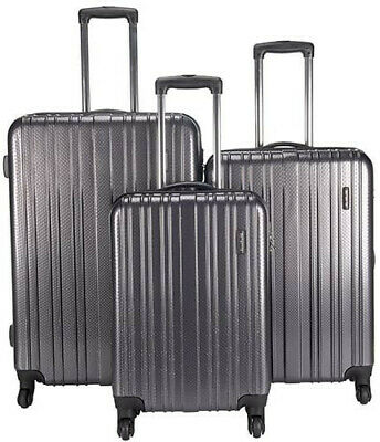 Sealed, with tag, Samsonite Expandable Hard-side, waterproof Luggage Set