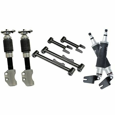 Ridetech Air Suspension,Fits 90-93 Ford Mustang, F 4000 Suspension,Shockwaves