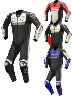 Alpinestars Missile Ignition Men's Leather Suit Motorcycle 1 Piece One