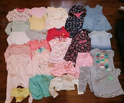 *F*A*B* Beautifull Designer Baby Girl clothes Bundle * 3-6 Months *All you need