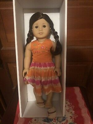 American Girl Doll Of The Year Jess. Excellent