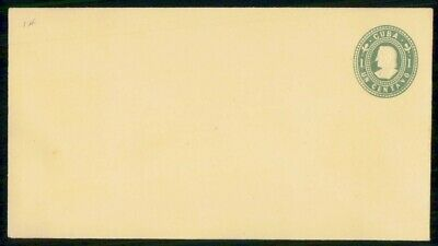 MayfairStamps Habana 1 Cent Embossed Mint Postal Stationery WWE95779