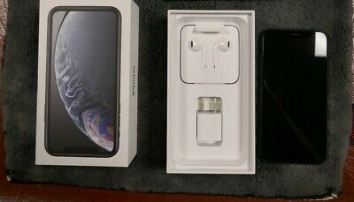 Apple iPhone XR - 64GB - Black (Unlocked) Excellent Condition