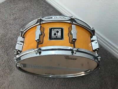 "Sonor Force 3001 Snare Drum 14"" x 5.5"""