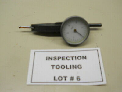 """Inspection Tooling - Lot # 5 - .0005"""" Test Indicator"""