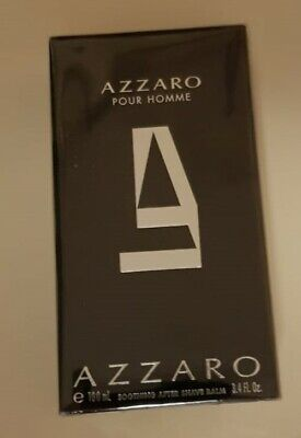 AZZARO pour homme soothing after shave balm 100 ml - neu/ovp