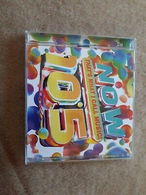 Now That's What I Call Music! 105 by Various Artists (2CDs, 2020)